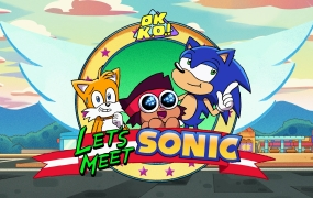 Sonic going to Cartoon Network.