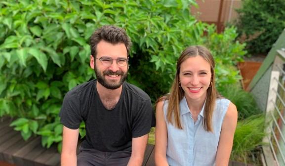 Umbrella founders Sam Gerstenzang and Lindsay Ullman