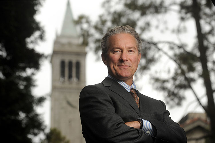 Richard Lyons is the chief innovation and entrepreneurship officer at UC Berkeley.