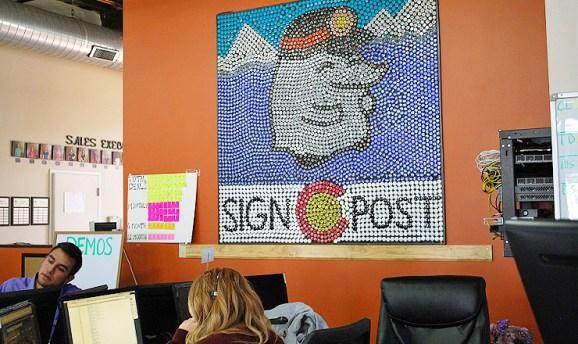 Signpost's Denver office