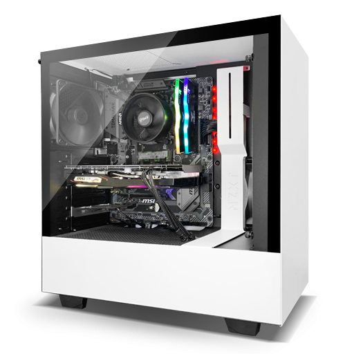 """NZXT's """"starter"""" PC for $900."""