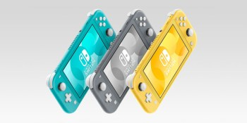 Nintendo Switch Lite should help keep the system on top in the United States.