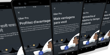 Uber expands Pro perks globally, but drivers would probably prefer better pay