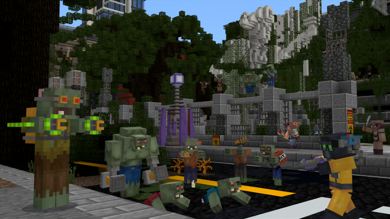 Minecraft Marketplace May 2019 report: 10th anniversary is
