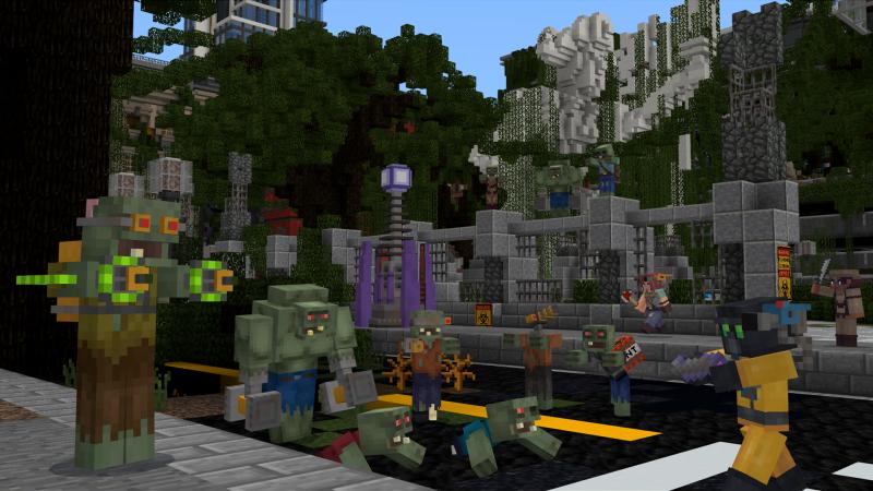 10. Zombie Apocalypse