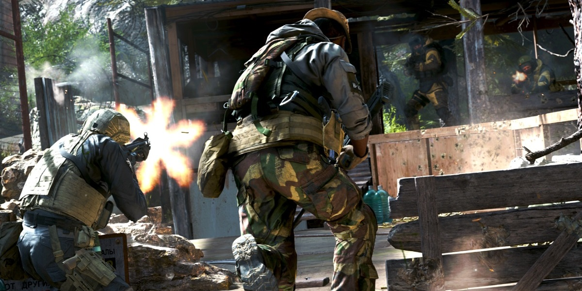 Gunfight is a new 2v2 mode in Call of Duty: Modern Warfare.