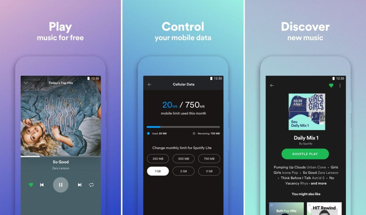 Spotify Lite for Android users launches in 36 markets