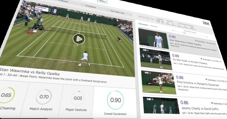 IBM's Watson helps Wimbledon collate highlights