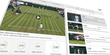 How Wimbledon and Watson are using AI to curate video highlights