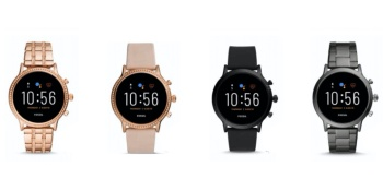 Fossil unveils $295 Gen 5 waterproof smartwatch with multi-day battery