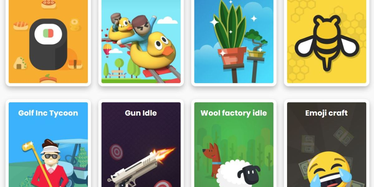 Green Panda Games' stable is all about hyper-casual mobile titles.