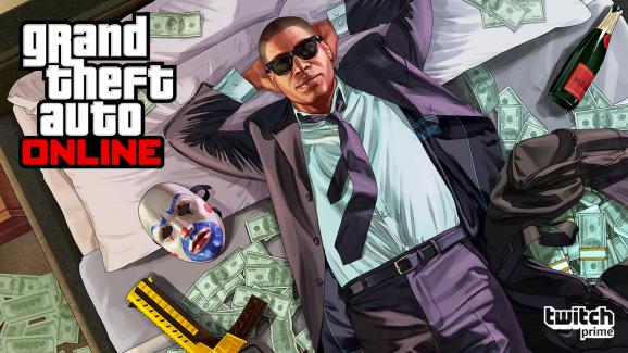 GTA Online gets some bonus content on Twitch Prime.
