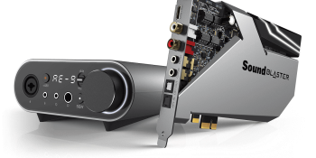 Creative Sound Blaster AE-9 sound card review — The best for making and listening to audio