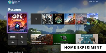Microsoft continues its quest to speed up Xbox One's dashboard