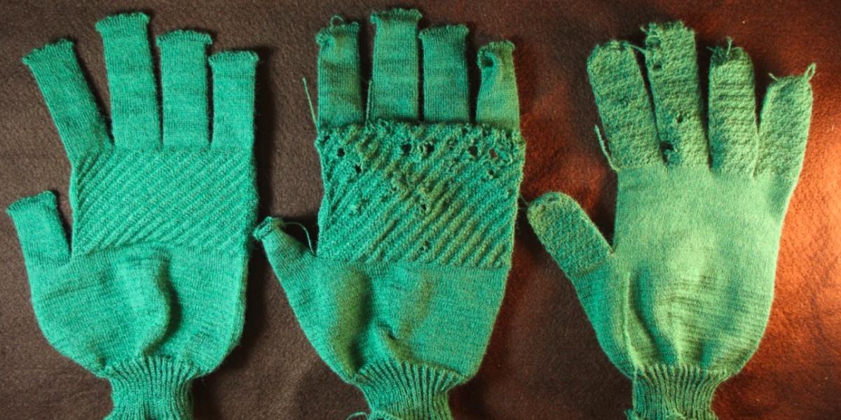 MIT CSAIL knitting