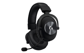 The Logitech G Pro X headset.