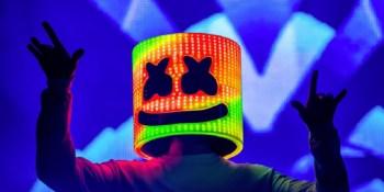 Marshmello Music Dance mobile game debuts with Joytime III album