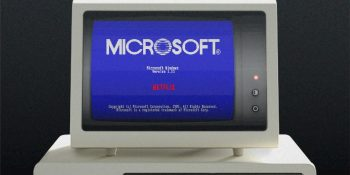 Microsoft and Netflix release Windows 1.0 app to ride Stranger Things 3's mid-'80s vibe
