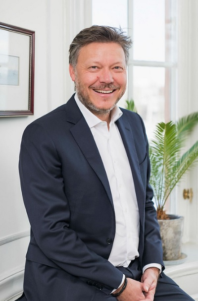 Jørgen Madsen Lindemann, CEO of MTG.
