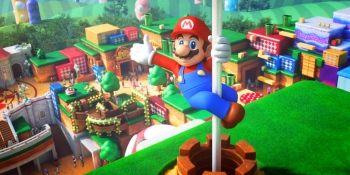 Super Nintendo World will be the cornerstone of Universal's third Orlando theme park