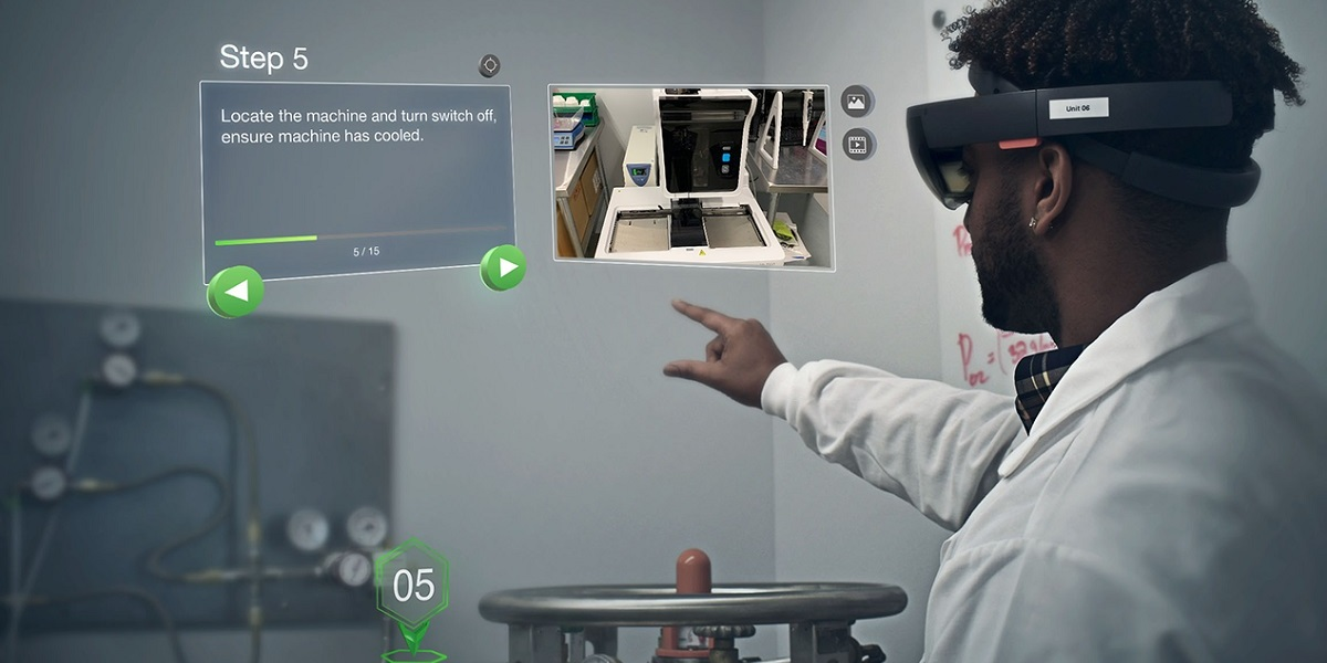 PTC's AR tech enables better training for Globalfoundries' chip factory workers.