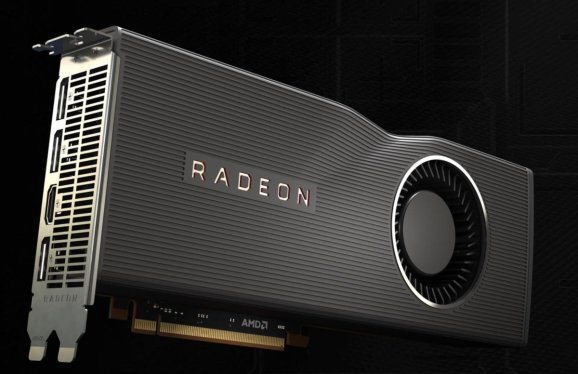 Radeon RX 5700 XT is hot.