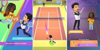 Why Snapchat is making mobile games like Bitmoji Tennis