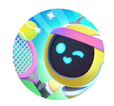 Snapchat's tennis game