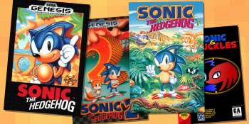 The RetroBeat: Critiquing classic Sonic box art
