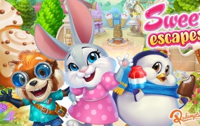 Sweet Escapes comes from the makers of Cookie Jam.