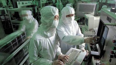 TSMC speeds up 5-nanometer chip manufacturing process due to