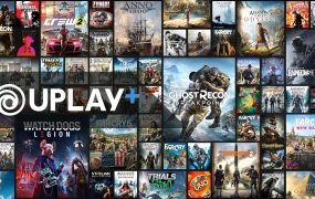 Ubisoft's Uplay+ titles.