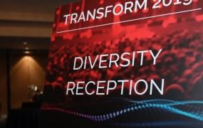 VB transform diversity reception
