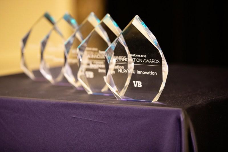 vb transform ai innovation awards