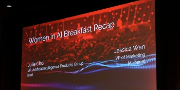 Takeaways from the inaugural Women in AI Breakfast at Transform 2019