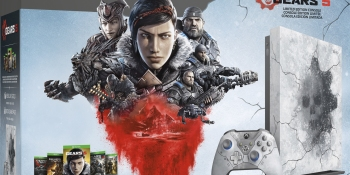 Gears 5 launch gets new Xbox One hardware bundles