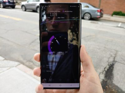 Verizon's 5G in Providence: Unreliable, but fast when it