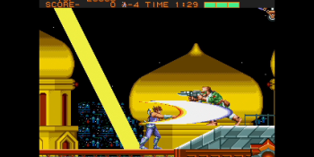 The RetroBeat: Strider is the craziest 16-bit game I never played