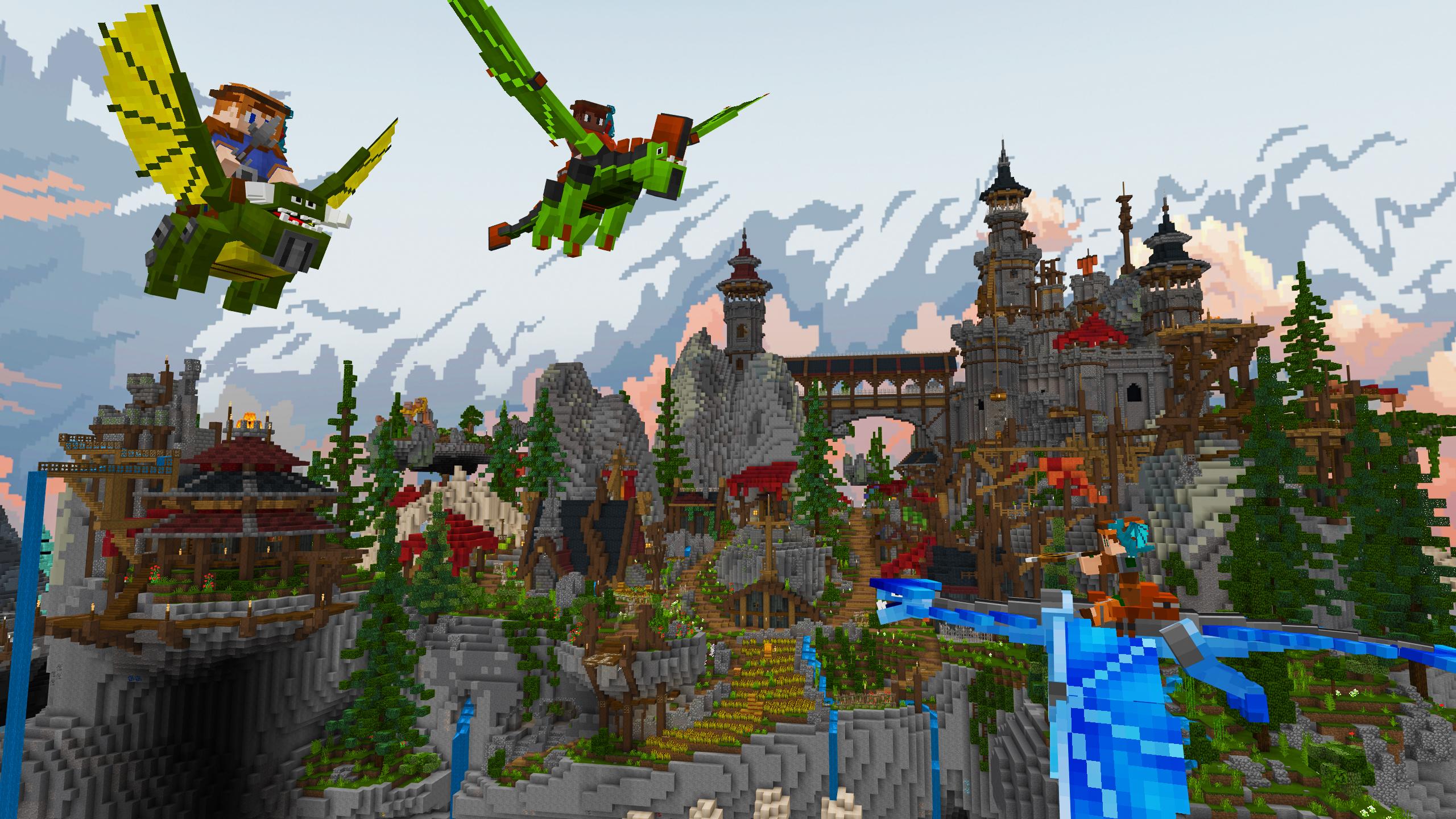 8. Advanced Dragons