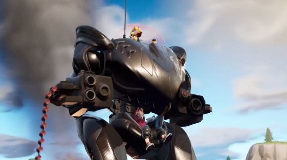 Epic, you have 30 seconds to comply!
