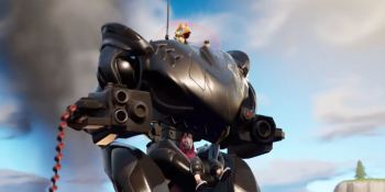 Fortnite team nerfs B.R.U.T.E. mech to bring back more variety