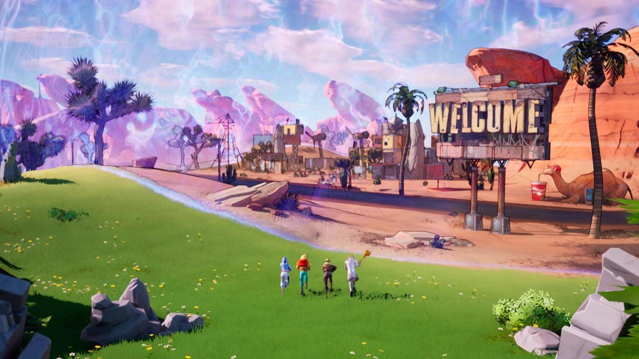 Epic Games Fortnite Event Fortnite Gets Borderlands 3 Event Because Of The Epic Games Store Venturebeat