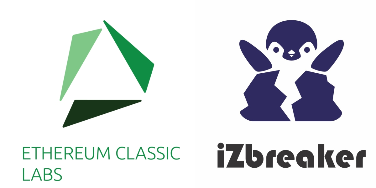 Ethereum Classic is teamed with iZbreaker