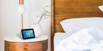 Lenovo Smart Clock with Google Assistant gets a digital photo frame