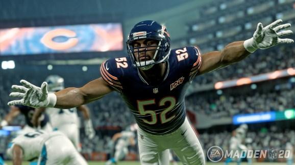 Chicago Bears LB Kahlil Mack