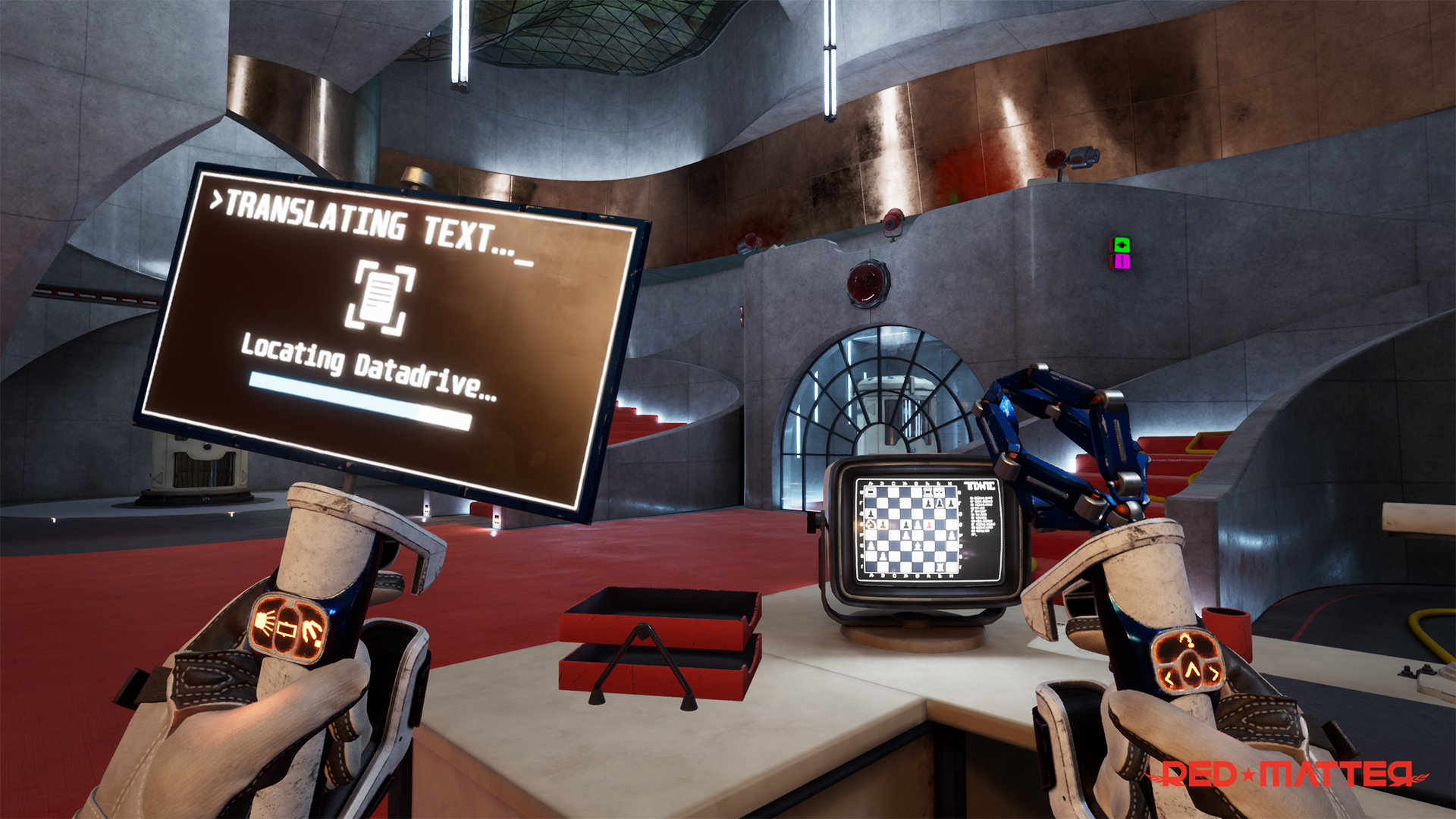 Sci-fi VR adventure Red Matter is coming to Oculus Quest