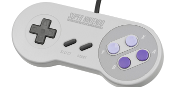 Wireless Super Nintendo controller appears in FCC database