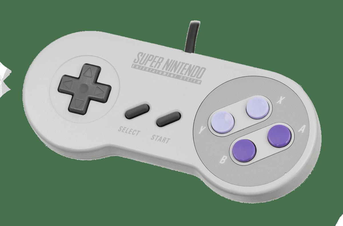Wireless Super Nintendo Controller Appears in FCC Database