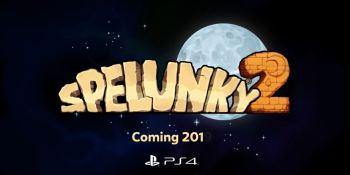 Spelunky 2 misses its 2019 release window