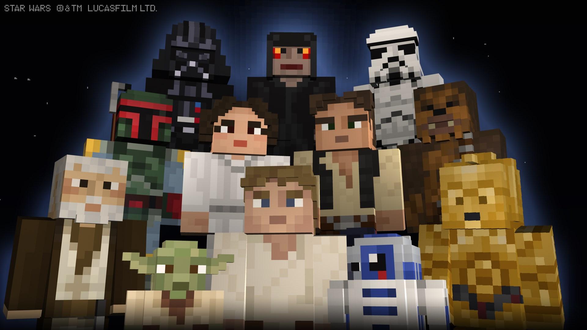 7. Star Wars Classic Skin Pack
